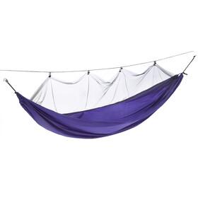 CAMPZ Mosquito-Net-Hammock Nylon Ultralight blue